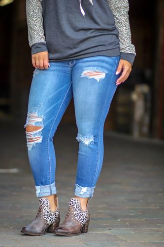 Miss Macie Honey Hush Boots U2012-01 Full Length