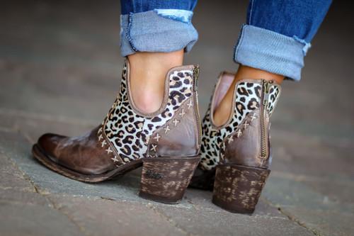 Miss Macie Honey Hush Boots U2012-01 Ankle