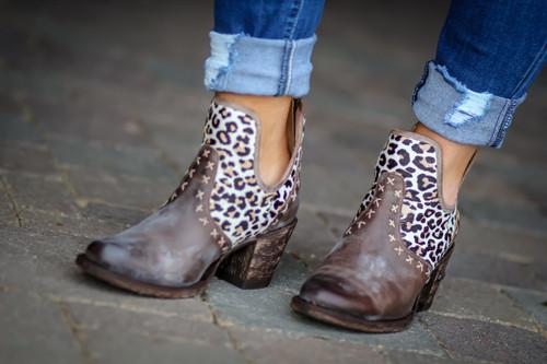 Miss Macie Honey Hush Boots U2012-01 Leopard