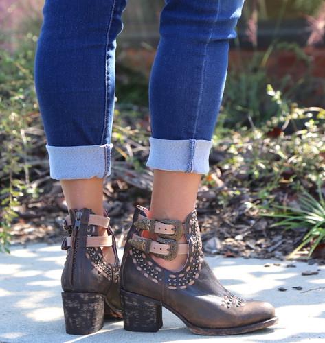 Miss Macie Geez Louise Boots U2009-01 Heel