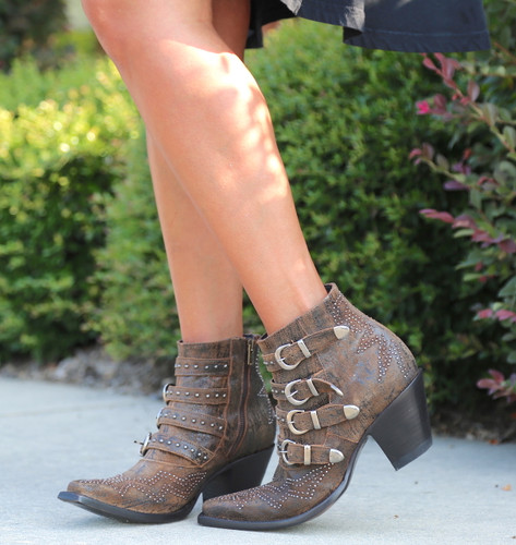 Old Gringo Roxy Rust Boots BL2794-8 Image