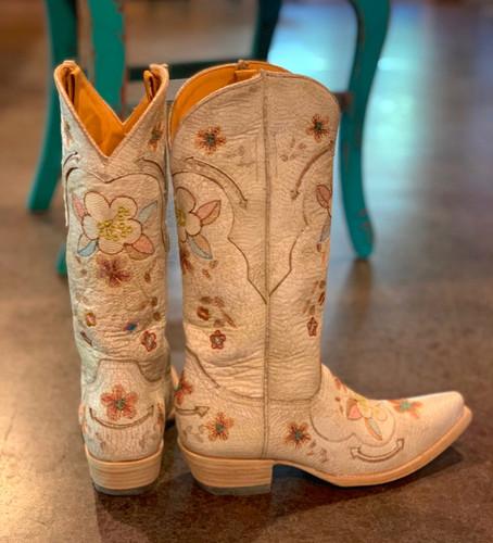 Old Gringo Bonnie Milk Boots L649-9 Photo