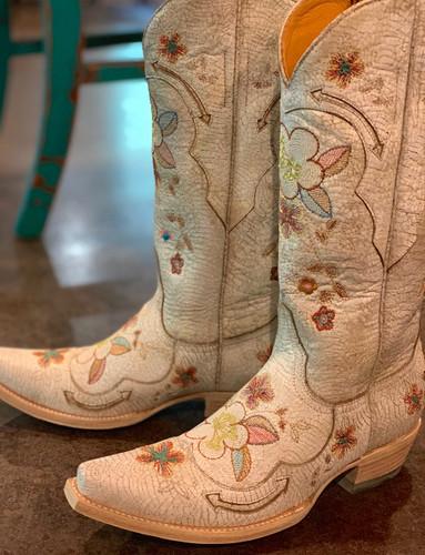 Old Gringo Bonnie Milk Boots L649-9 Picture