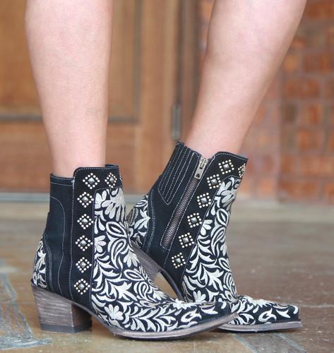 Old Gringo Wink Black Boots BL2985-1 Image