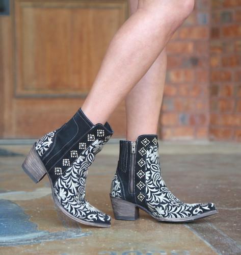 Old Gringo Wink Black Boots BL2985-1 Picture