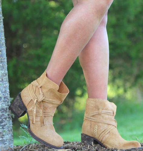 Miss Macie Katie Jo Boots U2004-01 Picture