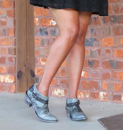 Miss Macie Hissy Fit U8005-01 Toe