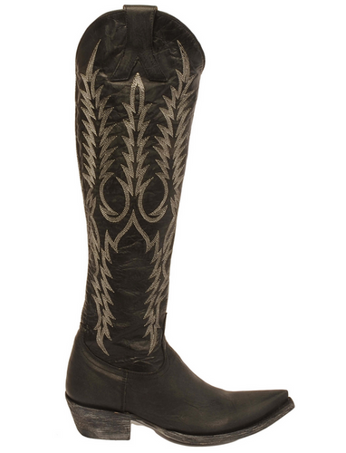 Old Gringo Mayra Black Relaxed Fit Boots L601-2 Picture
