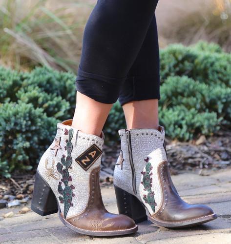 Old Gringo Galena Milk Boots BL3086-2 Cactus