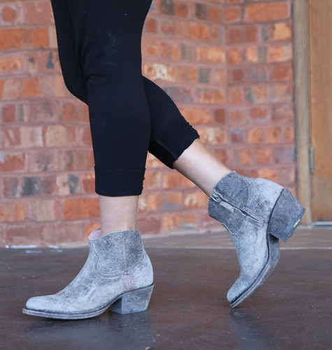 Miss Macie On My Way Grey Boots U7009-02 Picture
