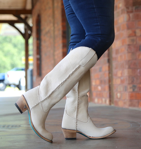 Lane Plain Jane Bone Boot LB0350J Image