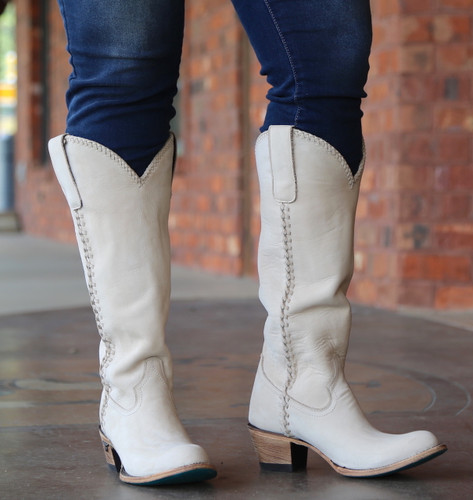 Lane Plain Jane Bone Boot LB0350J Photo