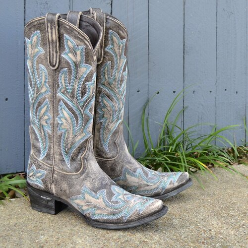 Lane Saratoga Ashwood Boots LB0389D Picture