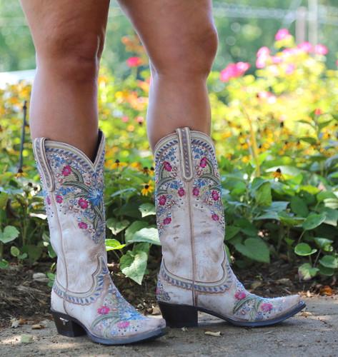 Lane Chloe Dusty Tan Boots LB0418B Photo