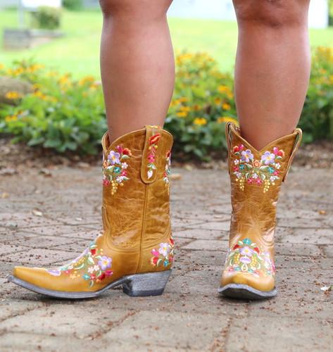 Old Gringo Sora Buttercup Boots L841-40 Picture