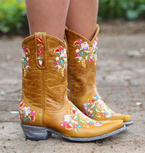 Old Gringo Sora Buttercup Boots L841-40 Toe