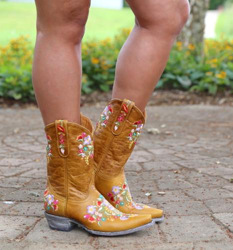 Old Gringo Sora Buttercup Boots L841-40 Image