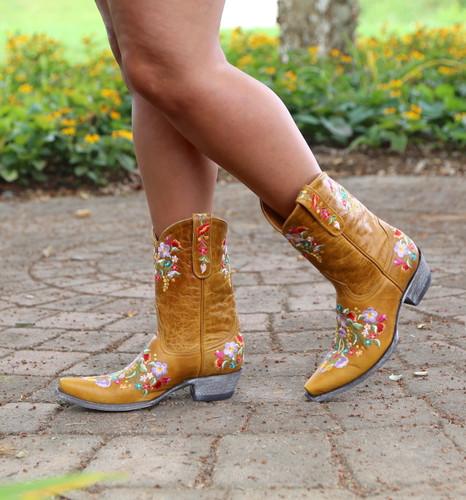 Old Gringo Sora Buttercup Boots L841-40 Walk