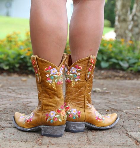 Old Gringo Sora Buttercup Boots L841-40 Heel