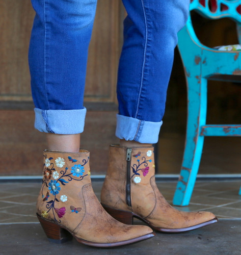 Old Gringo Catlyn Brass Boots BL3236-1 Image