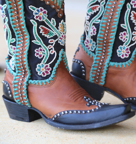 Double D by Old Gringo Capistrano Boots DDL042-1 Floral