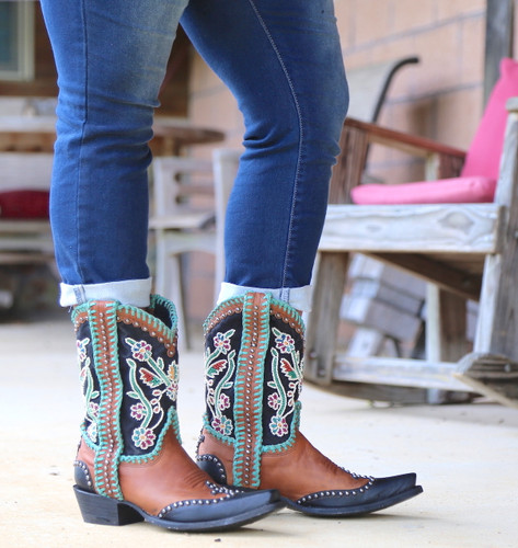 Double D by Old Gringo Capistrano Boots DDL042-1 Side