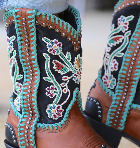 Double D by Old Gringo Capistrano Boots DDL042-1 Detail