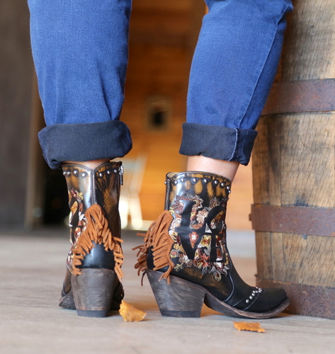 Yippee by Old Gringo Loving Boots YBL380-1 Heel