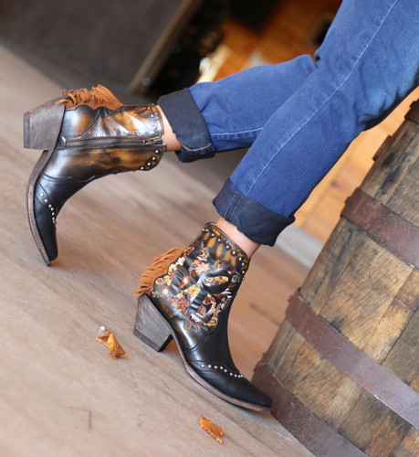 Yippee by Old Gringo Loving Boots YBL380-1 Zipper