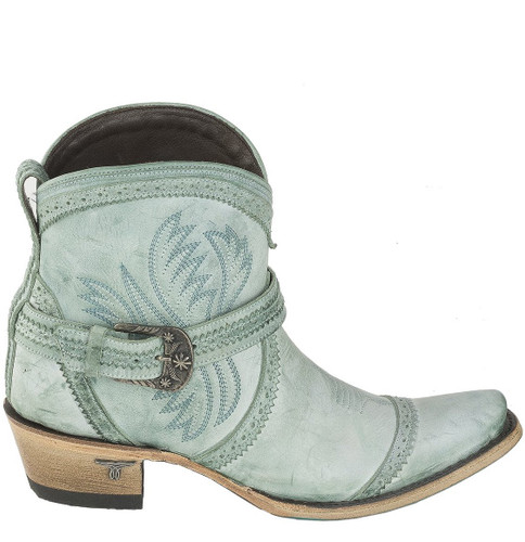 Lane Ballyhoo Bootie Turquoise LB0419D Photo