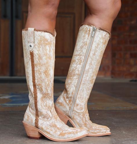 Liberty Black Judith Cobre Mantequilla Boots LB713100 Photo