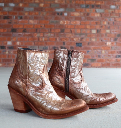 Liberty Black Katherine Fetuccini Oro Boots LB712313 Image
