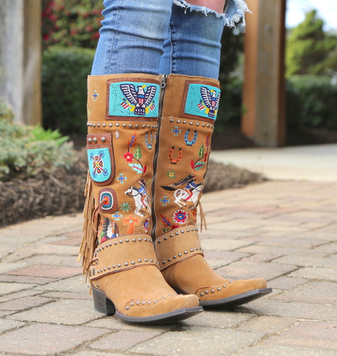 Double D by Old Gringo American Assemblage Boots DDL051-1 Photo