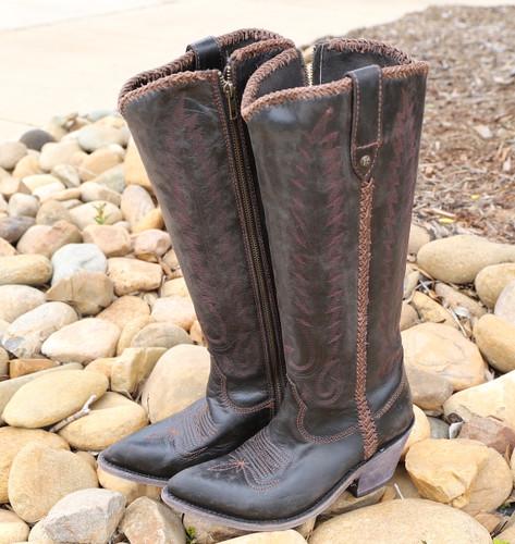 Liberty Black Judith Boots Mossil Negro LB713100 Image