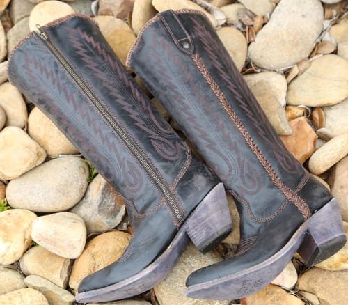 Liberty Black Judith Boots Mossil Negro LB713100 Photo