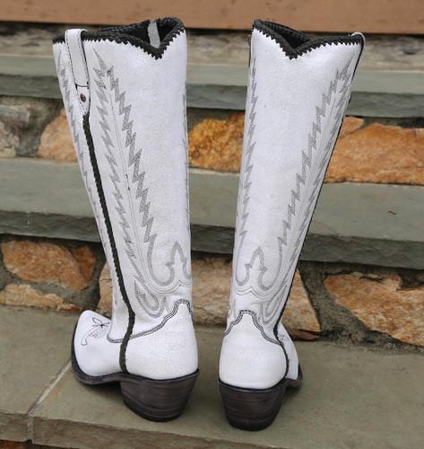Liberty Black Judith Boots Deniro Snow LB713100 Heel