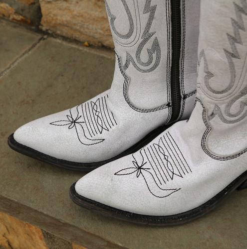 Liberty Black Judith Boots Deniro Snow LB713100 Toe