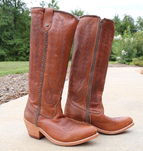 Liberty Black Judith Boots Mossil Miel LB713100 Image
