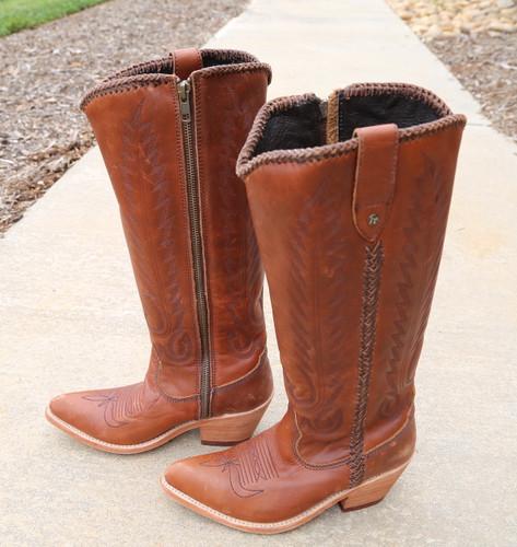Liberty Black Judith Boots Mossil Miel LB713100 Photo