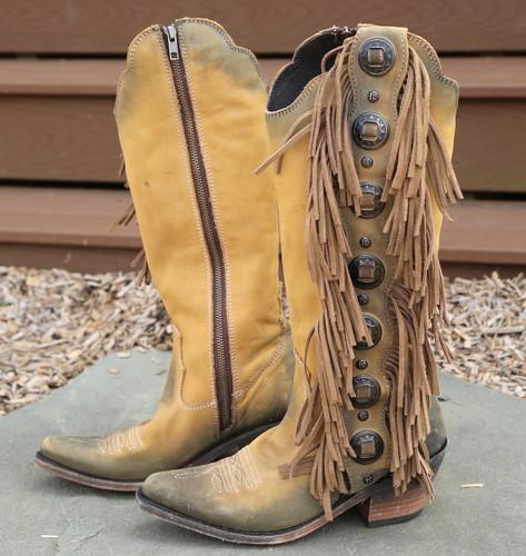 Liberty Black Ophelia Boots Hueso Claro LB712953 Image