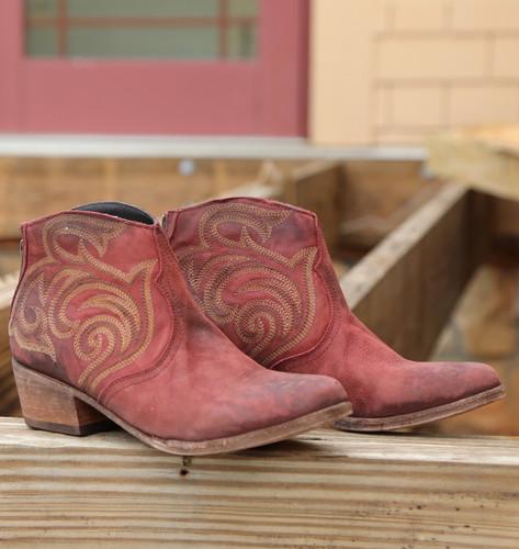 Liberty Black Madison Boots Vegas Rojo LB713709 Picture