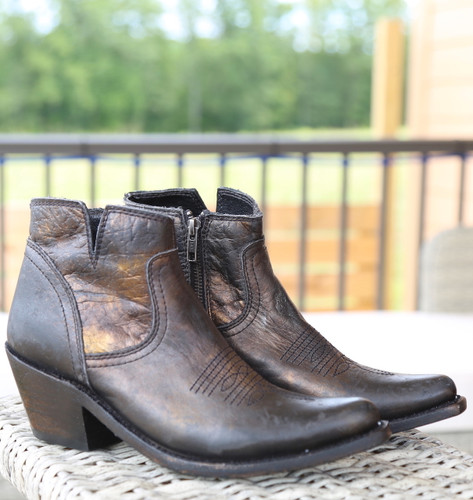 Liberty Black Prya Boots Sable Sanjuanero Negro LB711246 Image