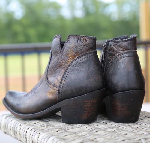 Liberty Black Prya Boots Sable Sanjuanero Negro LB711246 Heel
