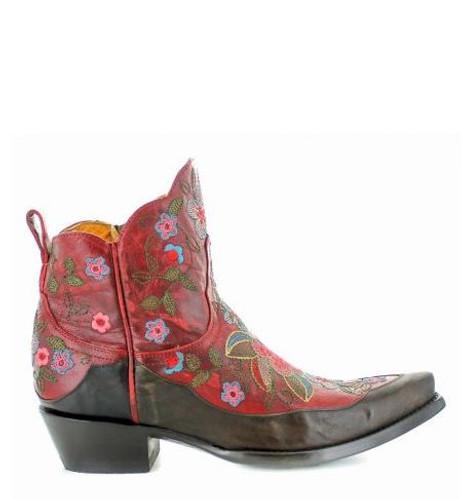 Old Gringo Bonnie Short Red Boots BL2974-3 Photo