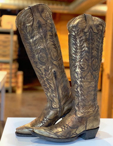 Old Gringo Mayra Bis Gold Boots L1213-29 Picture