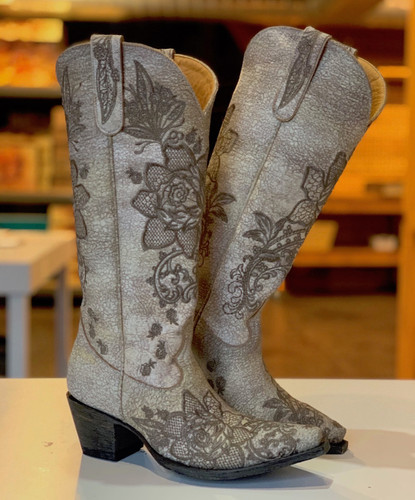 Old Gringo Nicolette Milk Boots L2310-10 Photo