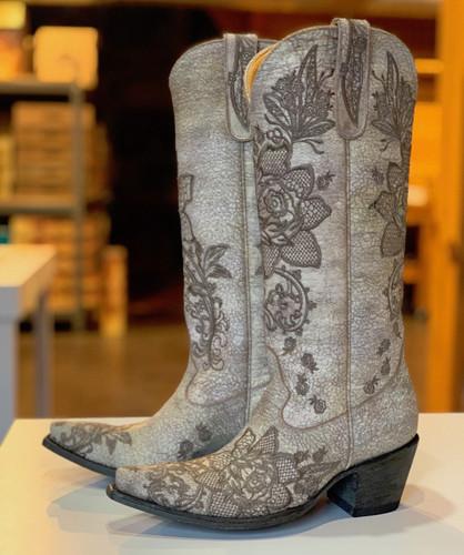 Old Gringo Nicolette Milk Boots L2310-10 Image