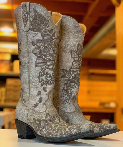 Old Gringo Nicolette Milk Boots L2310-10 Picture