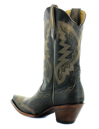 Yippee by Old Gringo Peyton Rustic Beige Black YL347-6 Photo