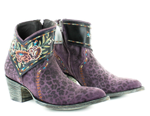 Old Gringo Dare Me Violet Boots BL3357-4 Picture